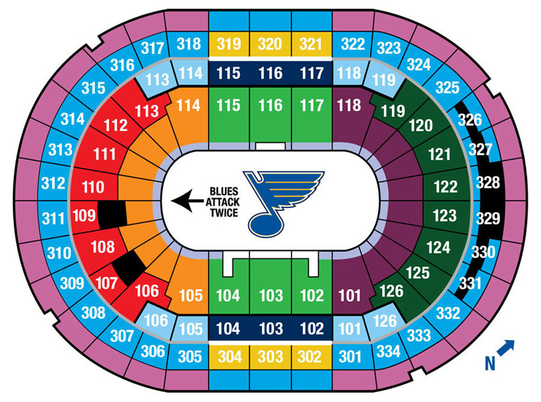 Scottrade Seat Map Samsung 40 Hd Smart Tv